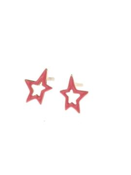 Αστεράκι με ροζ χρώμα