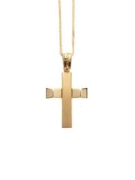 Βαφτιστικός σταυρός για αγόρι