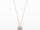 Handmade silver pendant